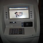 Cafe de Witte Aap, Rottedam ATM machine